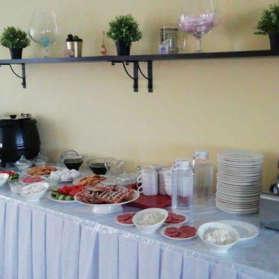 Шведский стол с завтраками (2)