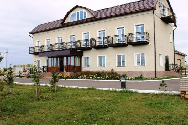 Гостиница Zerenda Park